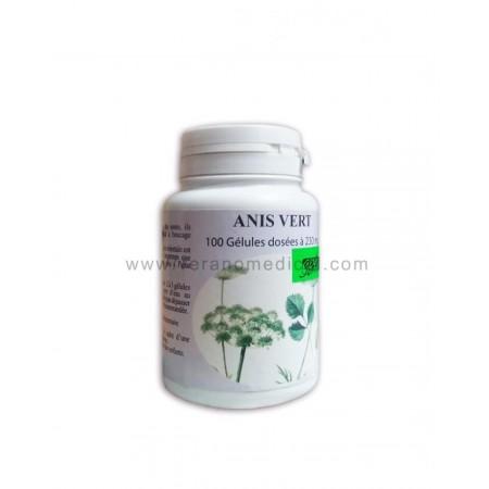 Anis Vert 100 Gélules 230 mg