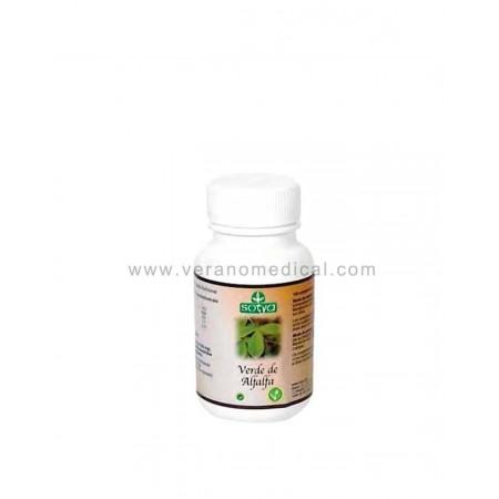 verde de Alfalfa 100 Comprimés sotya