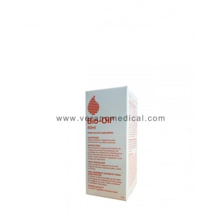 Bi-Oil soin spécialisé pour la peau anti-vergetures 60ml