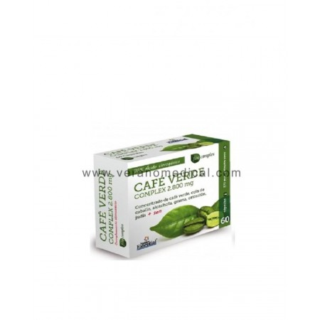 Café Vert 2800mg- 60 capsules