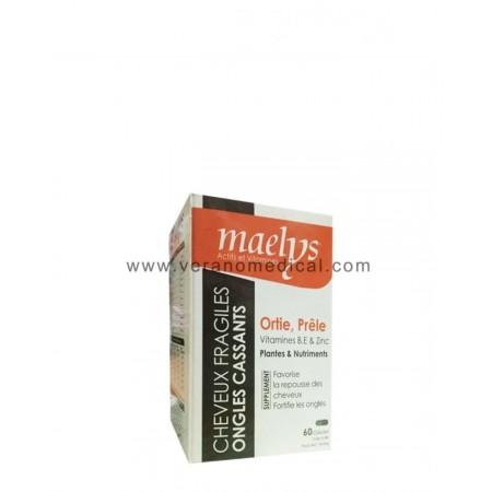 Ortie, Prêle Vitamines B, E & Zinc - 60 Gélules