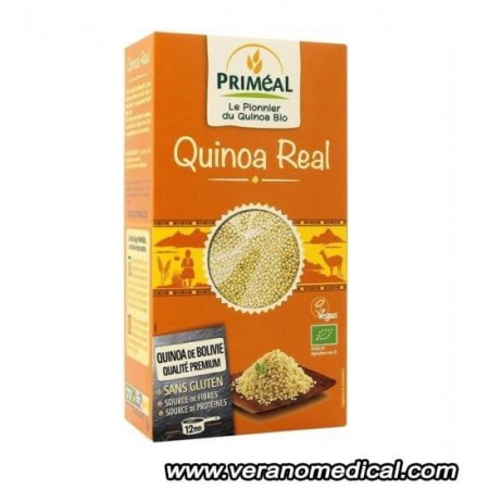 Quinoa real grains 500g Primeal