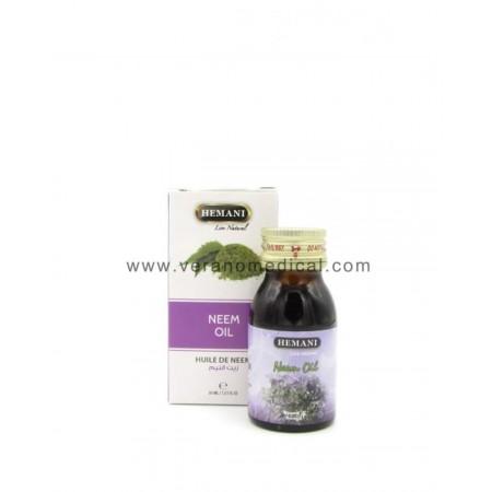 Huile de neem - 30ml- Hemani