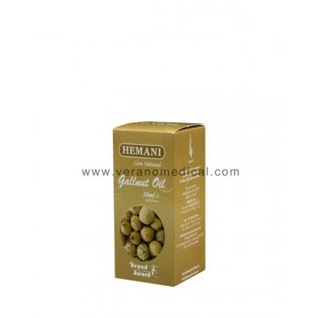 Huile noix de galle - 30 ml -Hemani
