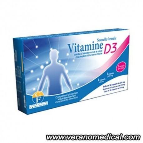 Vitamine D3 FENIOUX  30caps