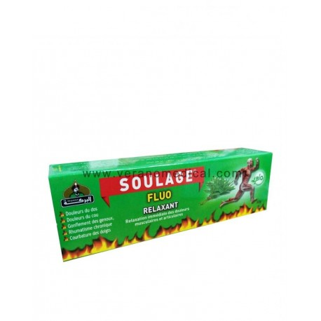 Soulage Fluo Relaxant 50g