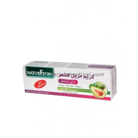 Crème dépilatoire 50ml -naturesoin
