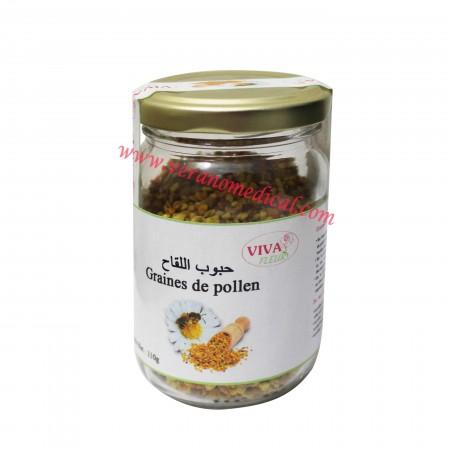 Grains de pollen (110g) viva fleur