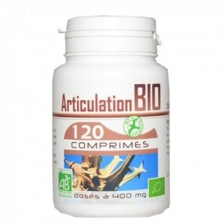Articulation Bio 120 comprimes doses a 400 mg