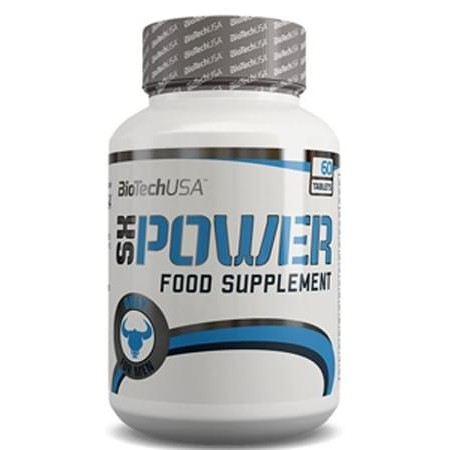 Biotech Usa Sx Power Food Supplement 60 Tablets