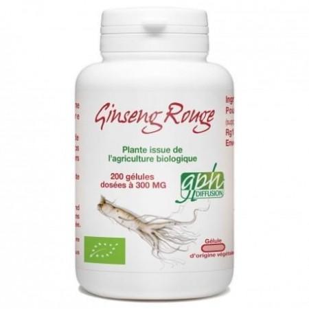 Ginseng Rouge 200-gel gph