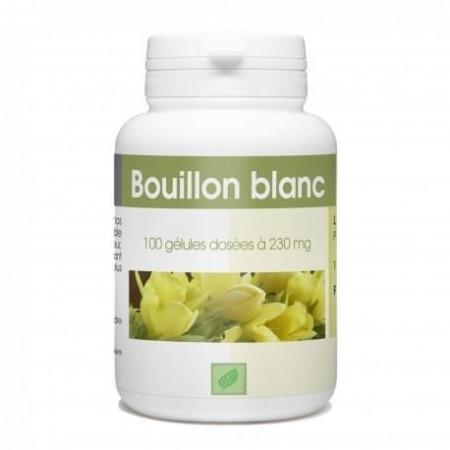 BOUILLON BLANC - 100 GELULES