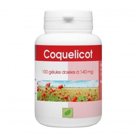 Coquelicot 100 gélules gph