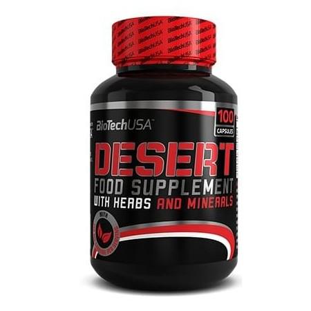 Biotech Usa Desert 100 capsule avec caffeine