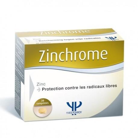 Zinchrome 30 comprimes