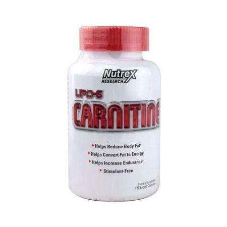 LIPO-6 carnitine 120 CAPSULES