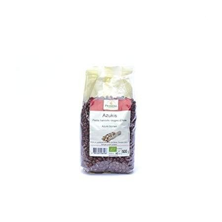 Petits haricot rouge d'asie 500g