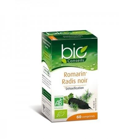 Romarin Radis Noir Bio 60 comp