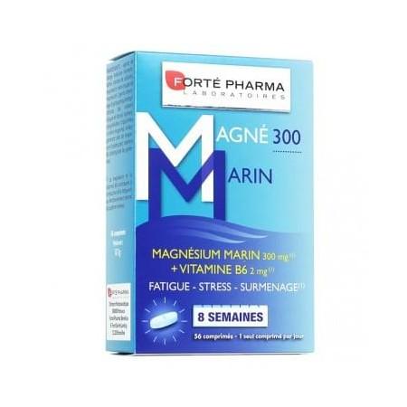 Magnésium marin 300 mg + vitamine B6