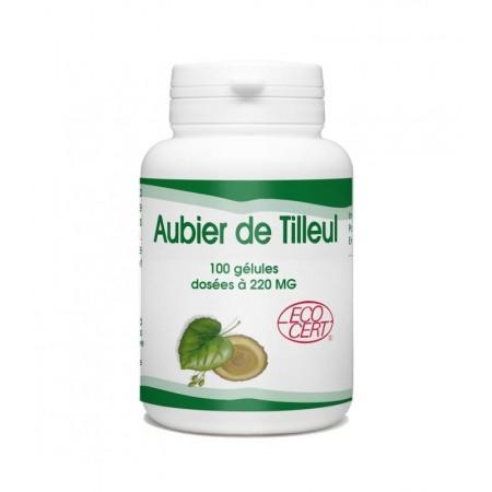 AUBIER DE TILLEUL BIO - 100 Gelules