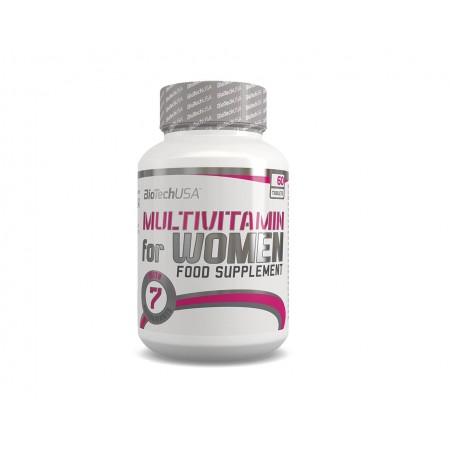 multivitamine for women de biotech USA