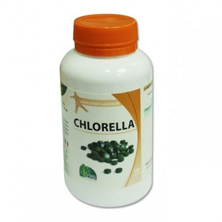 Chlorella MGD 200 comprimes