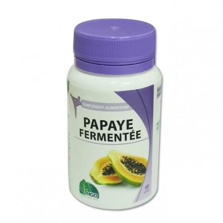 PAPAYE FERMENTEE 60 gelules