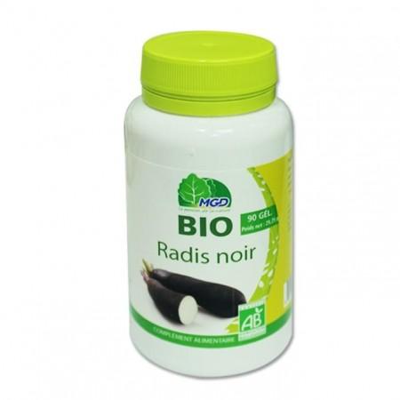 Radis Noir 90 gélules -mgd