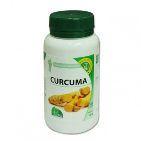 Curcuma 120 gélules -mgd