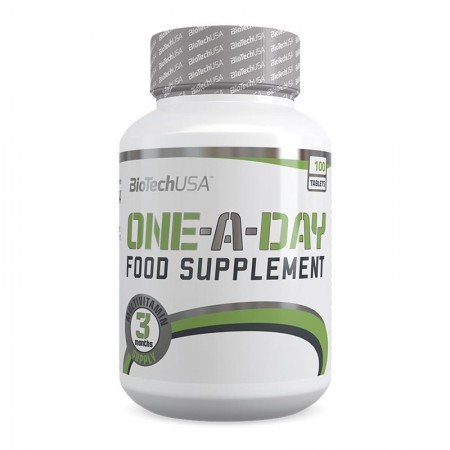 One-A-Day 100 tabs Biotech USA