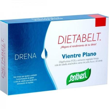 DIETABELT DRENA VENTRE PLAT 60 CAPSULES