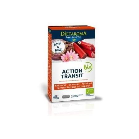 Action Transit BIO Dietaroma - 45 comprimés