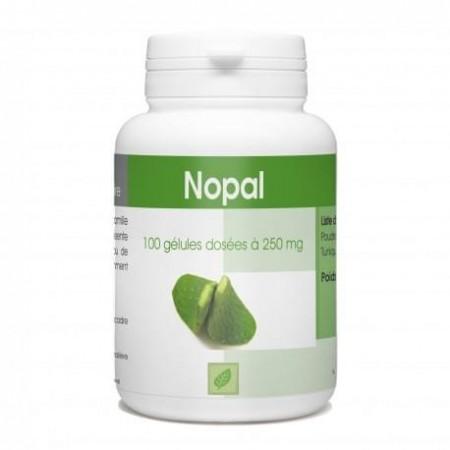 Nopal 100 gélules de gph