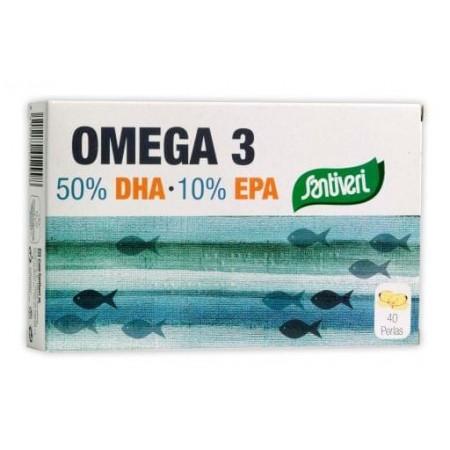 Oméga 3 50DHA+10EPA de santivia