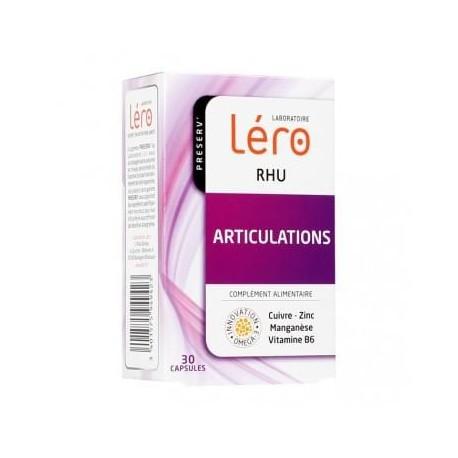 Léro RHU ARTICULATIONS