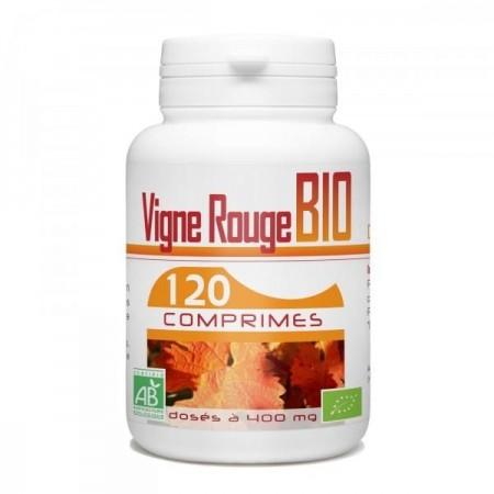Vigne Rouge BIO 120 comprimes A 400 mg