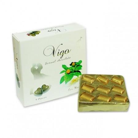 Chocolat pour faiblesse sexuel