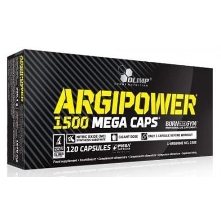 ARGIPOWER 1500 MEGA 120 CAPS