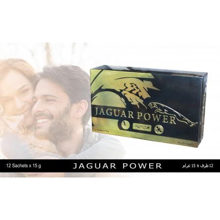 Jaguar Power Miel royal augmenter le désir sexuel