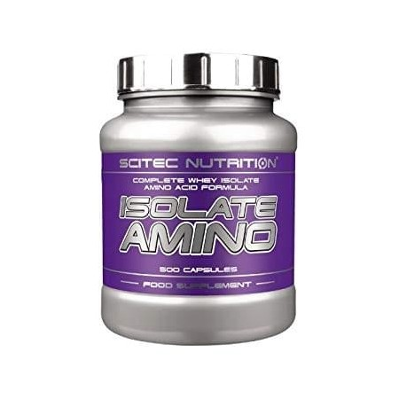 ISOLATE AMINO 500 Capsule Scitec Nutrition