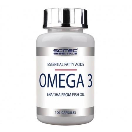 Omega 3 de Scitec Nutrition (100 gelules )
