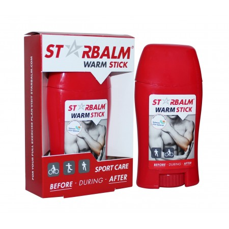 Stick de massage STARBLAM