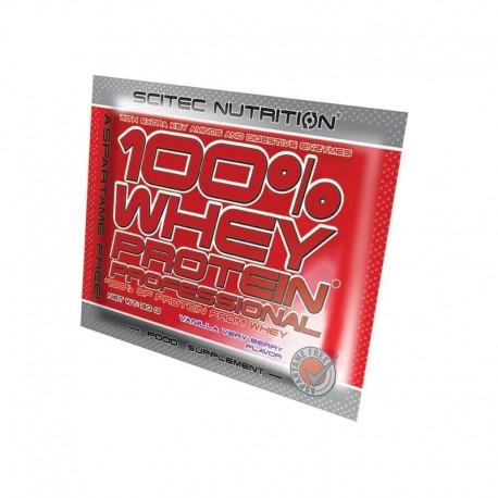 100% Whey Protein Professional  sachet de 30g