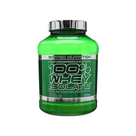 100% WHEY ISOLATE 2000 gr Scitec Nutrition