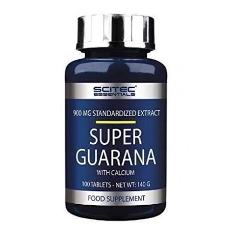 Super Guarana 100 tablettes Scitec Nutrition
