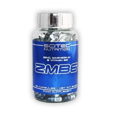 ZMB6 (60 caps) scitec nutrition
