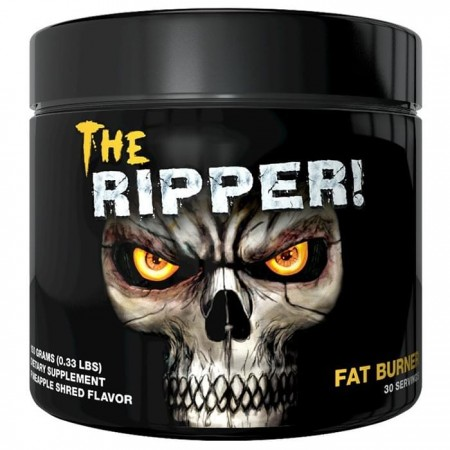 The ripper Fat  burner 150 g (ananas)