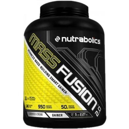 NUTRABOLICS MASS FUSION 2.27kg