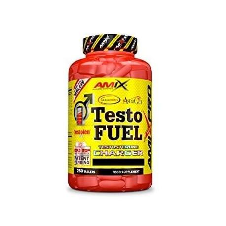 Testo fuel d'amixpro 250 tablets