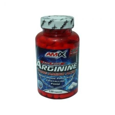 Amix Arginine 500mg 120 cps
